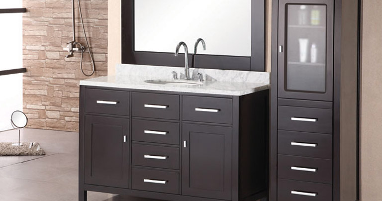 Lovely Vanity Sink